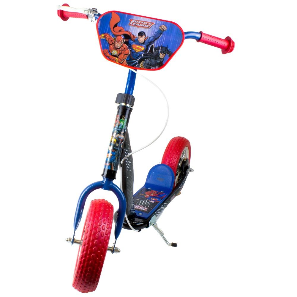 Dětská koloběžka Justice League Cross Scooter