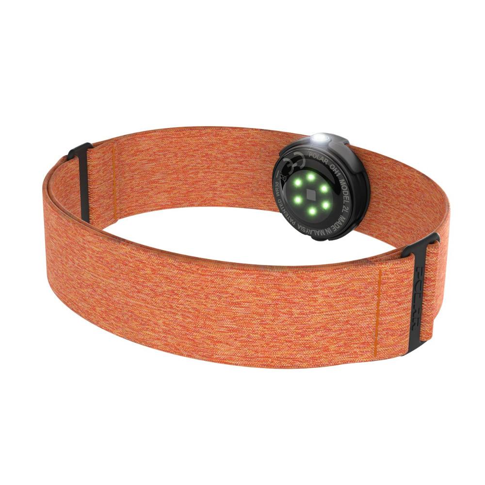 Optický snímač TF POLAR OH1+ černý oranžová