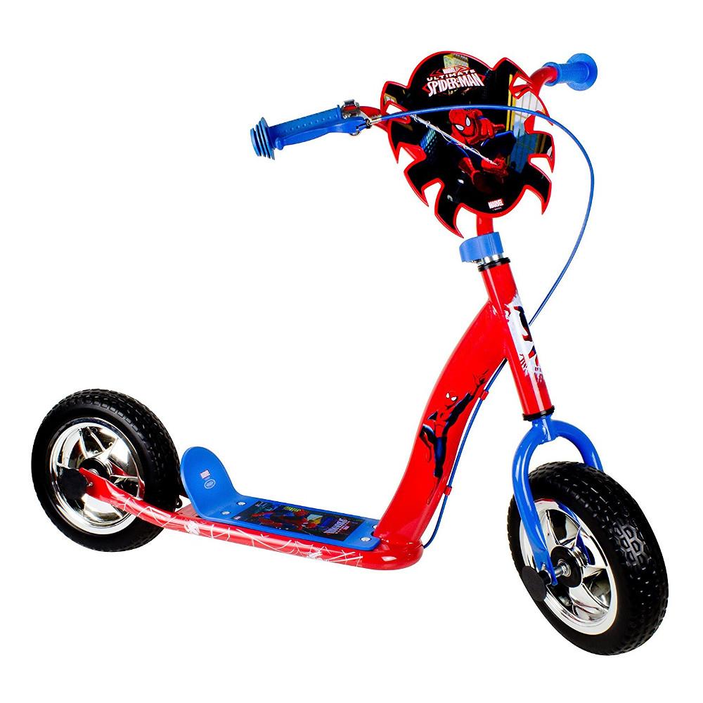 Dětská koloběžka Spiderman Cross Scooter