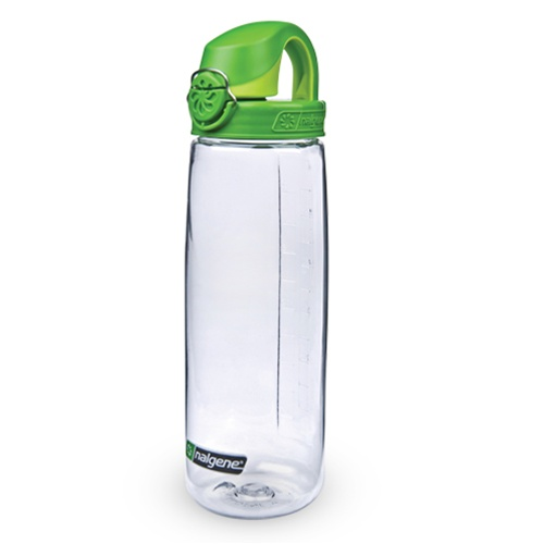 Nalgene On the Fly 750 ml ClearSprout cap