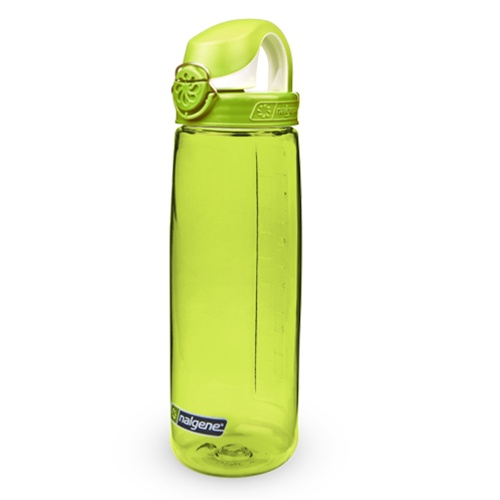 Nalgene On the Fly 700 ml Spring GreenIguana cap