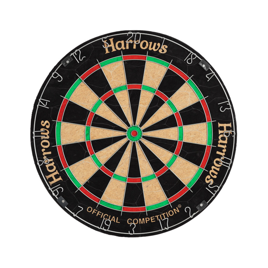 Harrows Official Competition Board