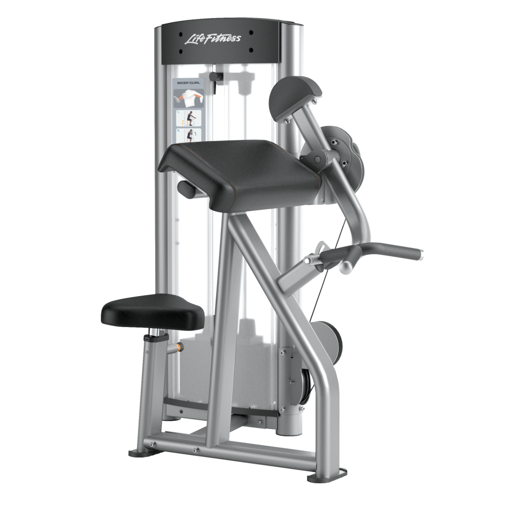 Life Fitness Optima Biceps Curl
