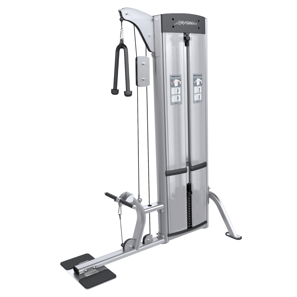 Life Fitness Optima BicepsTriceps