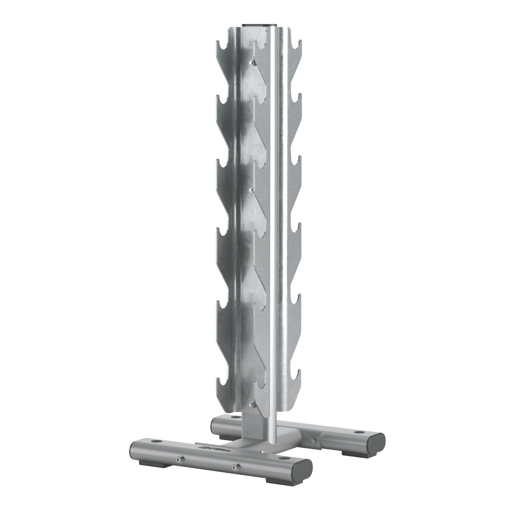Life Fitness Optima Vertical Dumbbell Rack