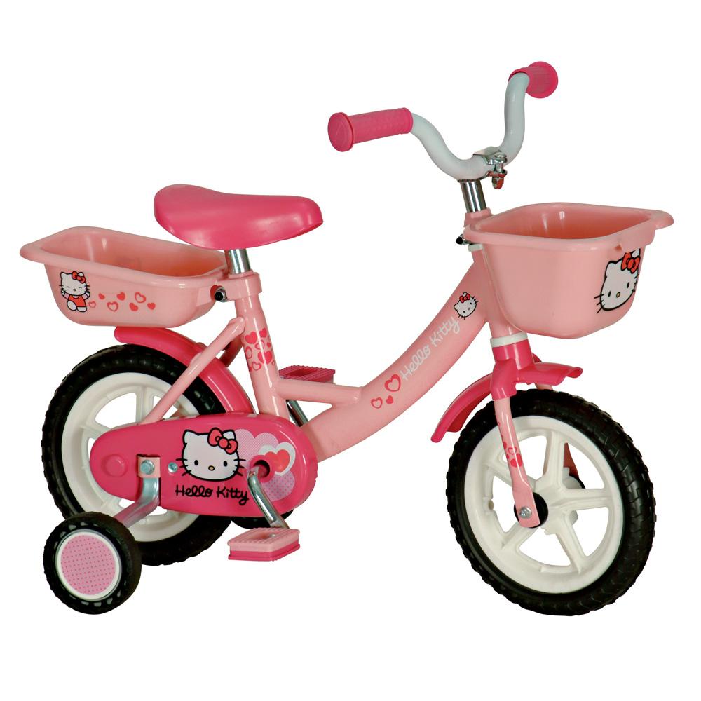 """Dětské kolo Hello Kitty HK10 10"""" 2013"""