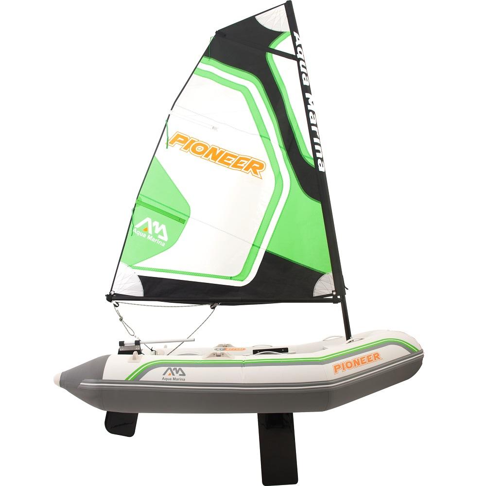 Nafukovací člun s plachtou Aqua Marina Pioneer