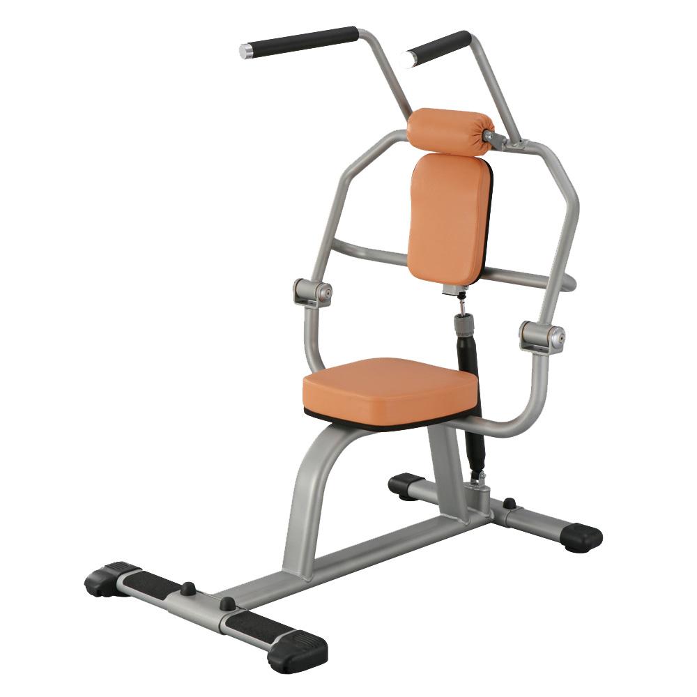 Posilovač břicha - Hydraulicline CAB1000 oranžová - Záruka 10 let + Servis u zákazníka