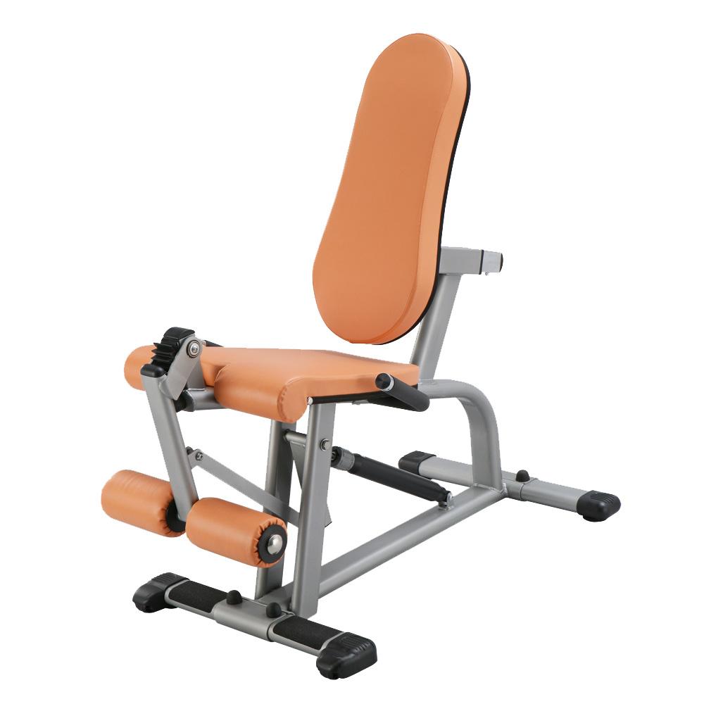 Posilovač nohou - Hydraulicline CLE500 oranžová - Záruka 10 let + Servis u zákazníka