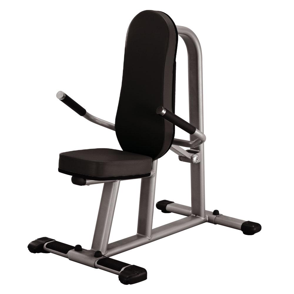 Posilovač tricepsů - Hydraulicline CAC700 černá - Záruka 10 let + Servis u zákazníka
