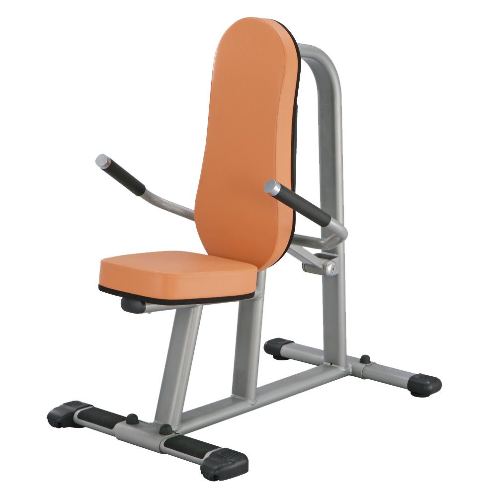 Posilovač tricepsů - Hydraulicline CAC700 oranžová - Záruka 10 let + Servis u zákazníka