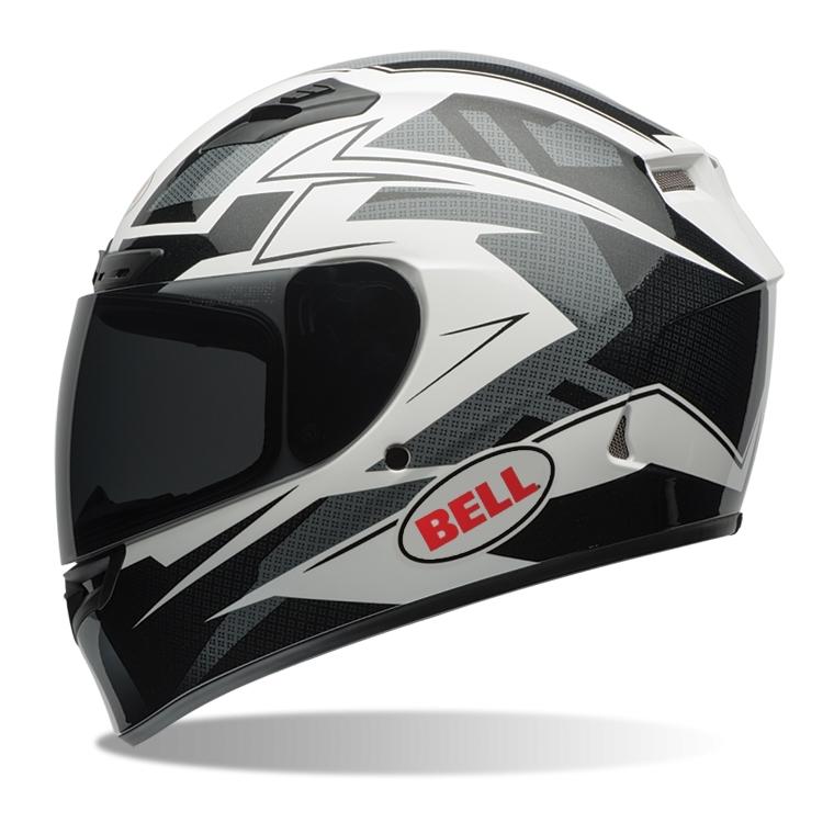 Moto přilba BELL Qualifier DLX Clutch Black - M (57-58) - Záruka 5 let