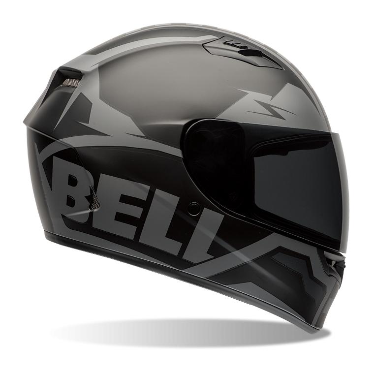 Moto přilba BELL Qualifier Momentum Black - S (55-56) - Záruka 5 let