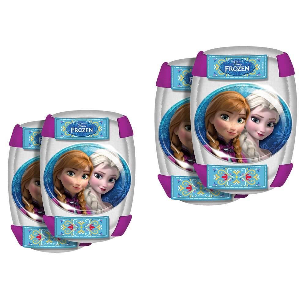 Chrániče loktů a kolen Frozen