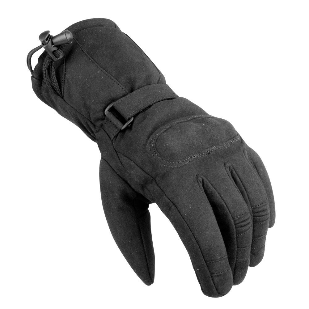 Zimní moto rukavice BOS G-Winter černá - XL