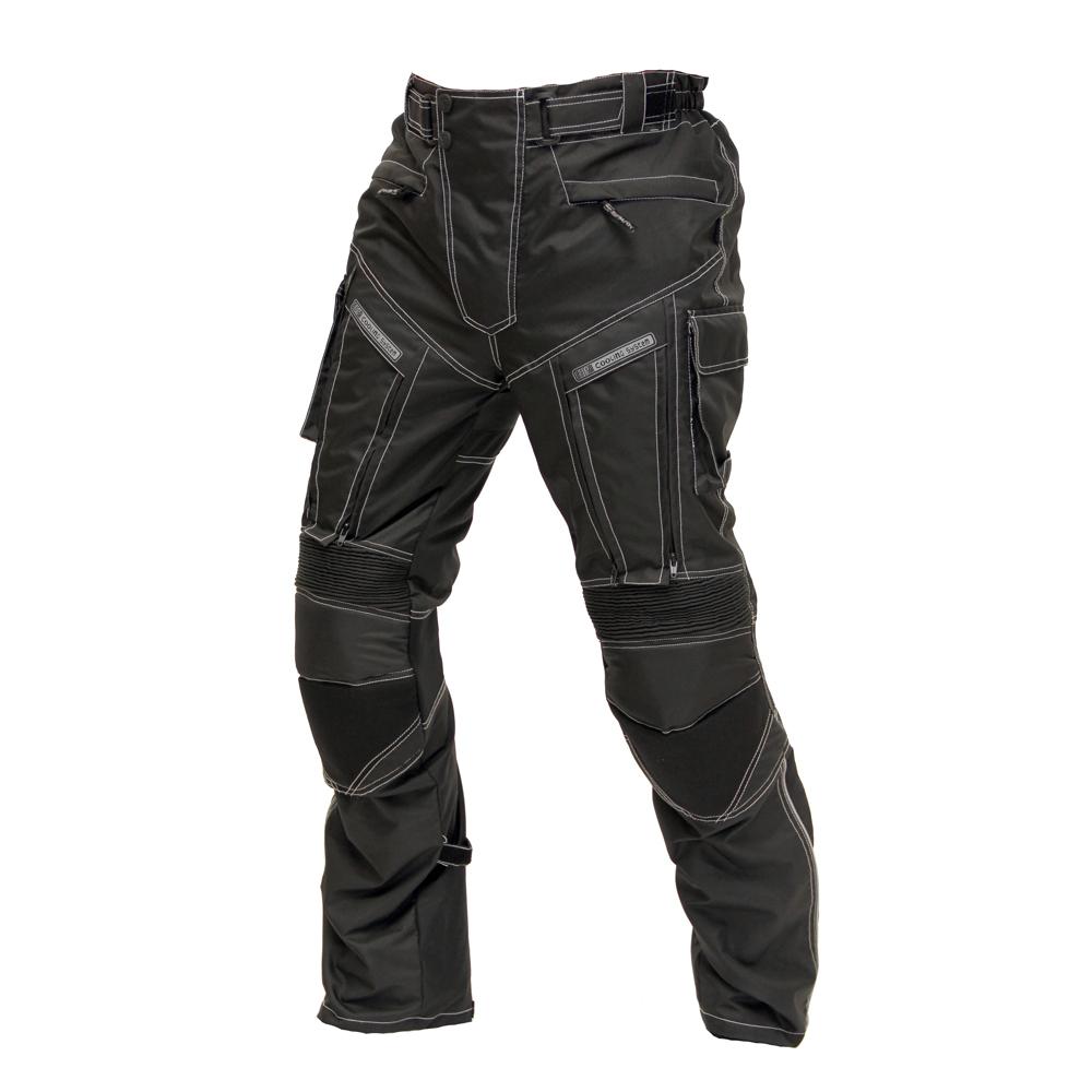 Pánské moto kalhoty Spark Ranger černá - S
