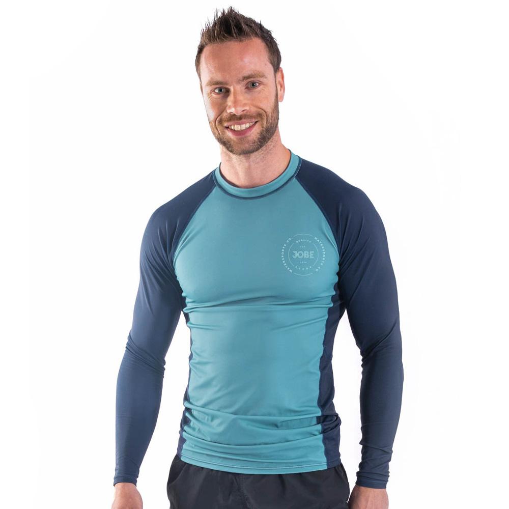 Pánské tričko pro vodní sporty Jobe Rashguard s dlouhým rukávem