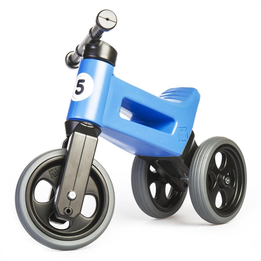 Odrážedlo FUNNY WHEELS Rider Sport 2v1 Sky Blue