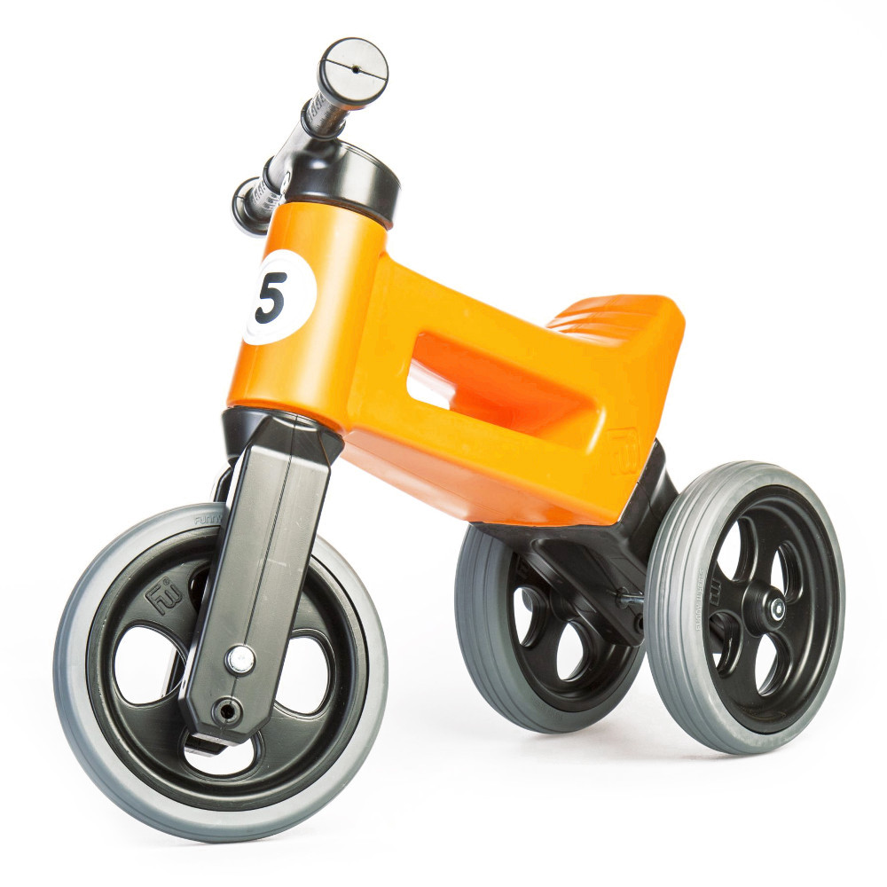 Odrážedlo FUNNY WHEELS Rider Sport 2v1 Bright Orange