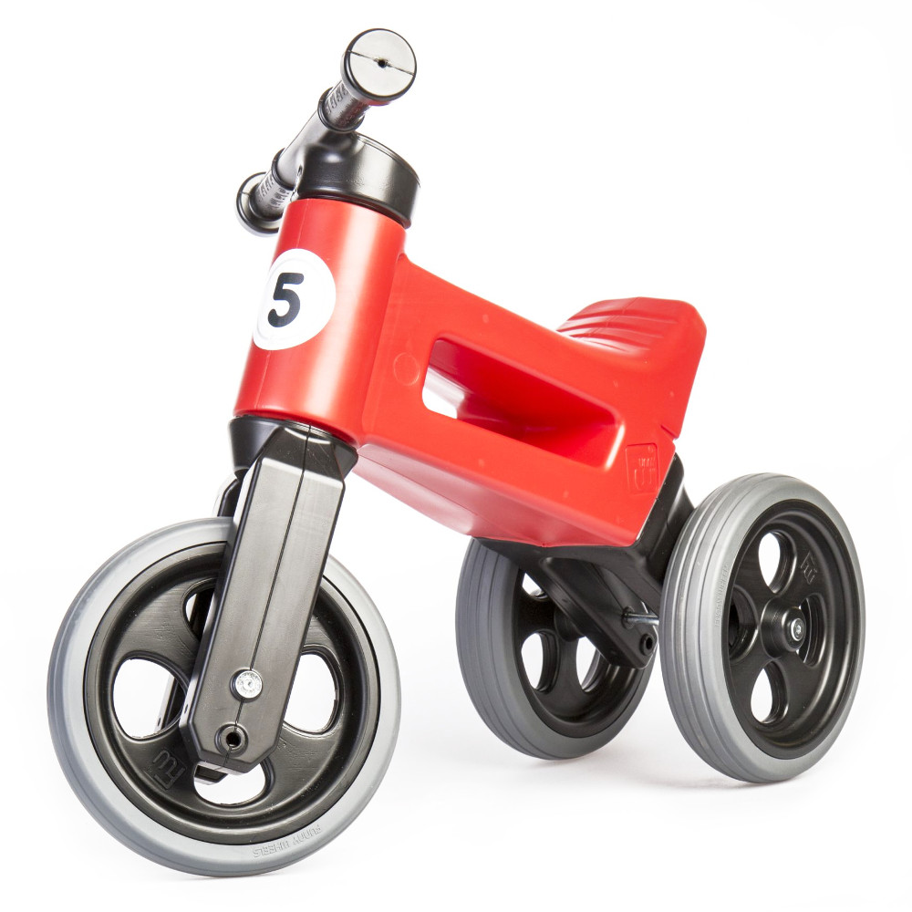 Funny Wheels Rider Sport Ruby Red