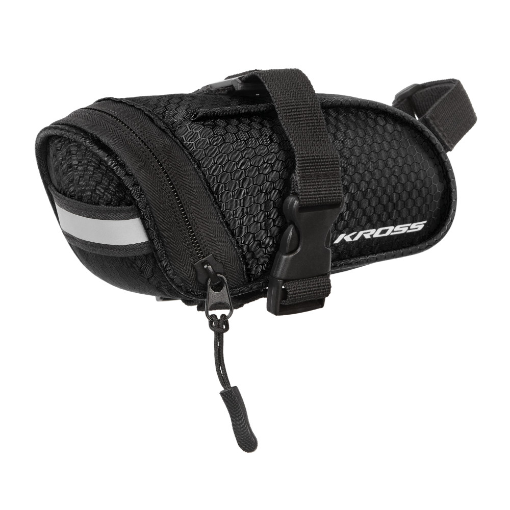 Kross Roamer Saddle Bag L Black