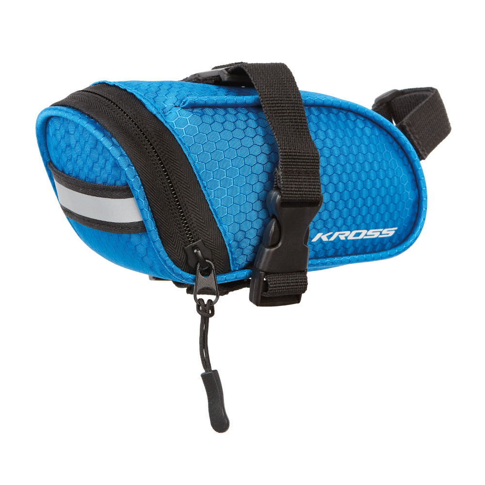 Kross Roamer Saddle Bag L Blue