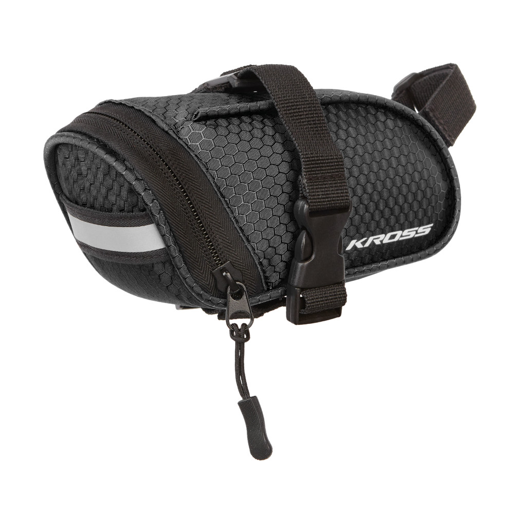 Kross Roamer Saddle Bag L Grey