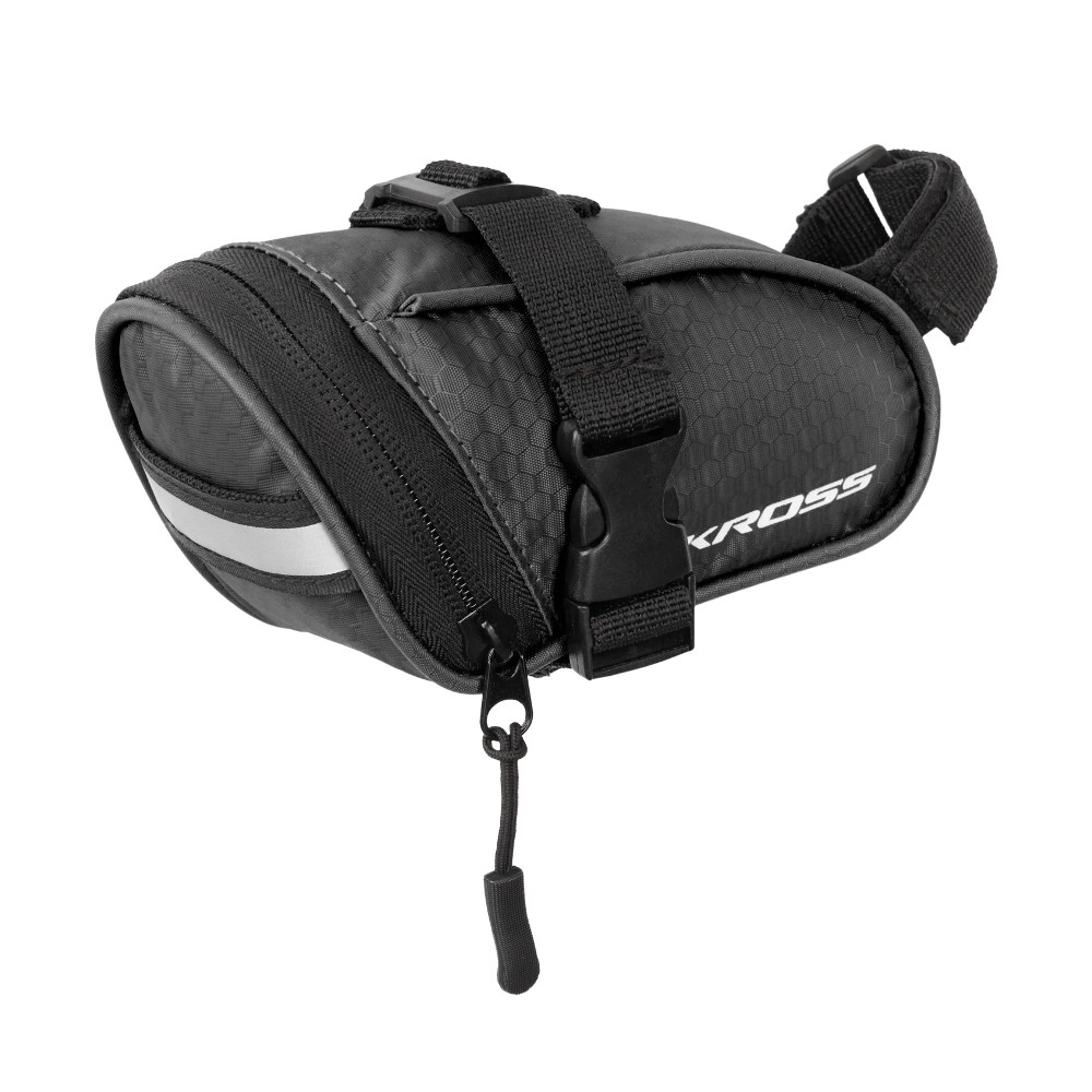 Kross Roamer Saddle Bag S Grey