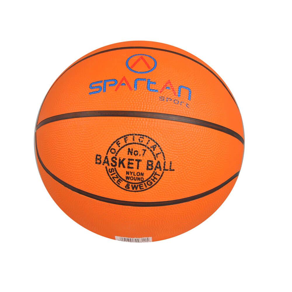 Basketbalový míč SPARTAN Florida vel 7. oranžový