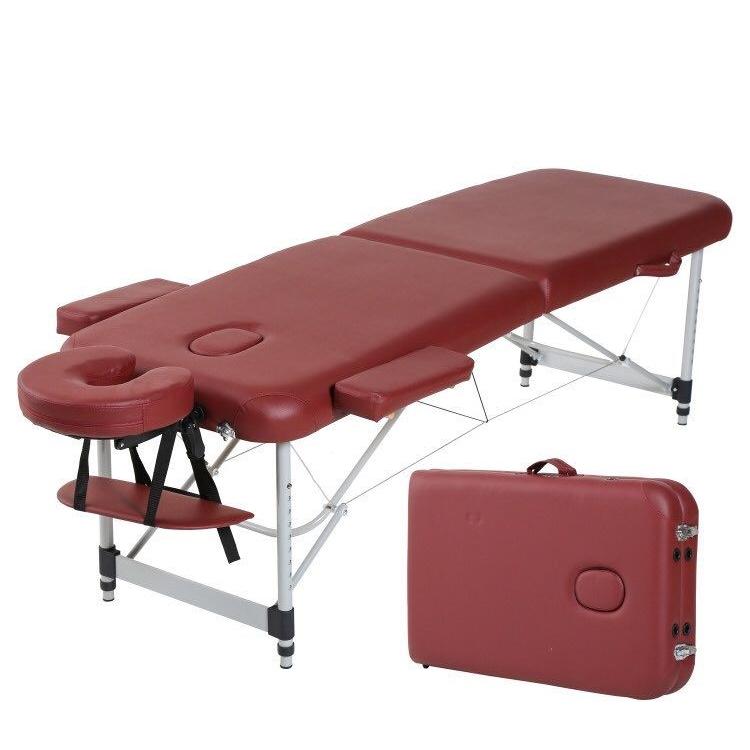 Masážní lehátko Spartan Massage Bett hliníkové