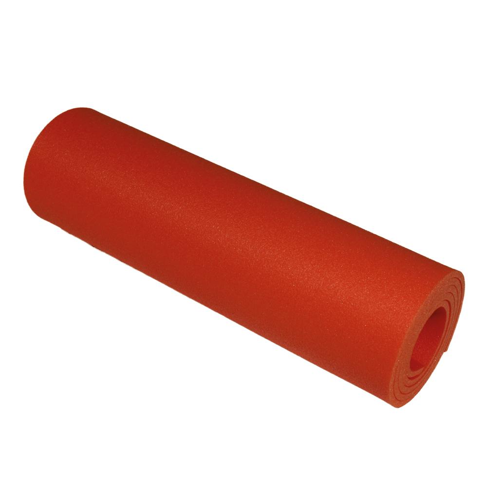 Karimatka Yate Jednovrstvá 180x50x0,8 cm červená