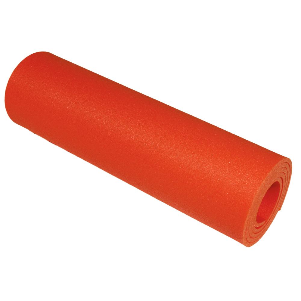 Karimatka Yate Jednovrstvá 180x50x0,8 cm oranžová