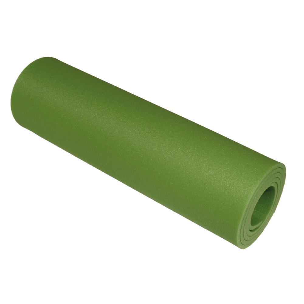 Karimatka Yate Jednovrstvá 180x50x0,8 cm zelená