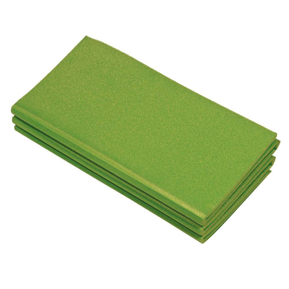 Karimatka Yate skládací 180 x 50 x 0,8 cm 6D zelená