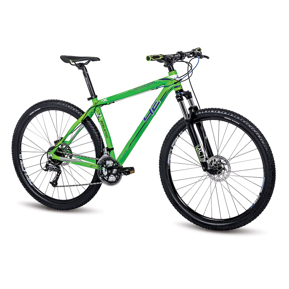 "Horské kolo 4EVER Sceleton Disc 29"" - model 2016 17"""