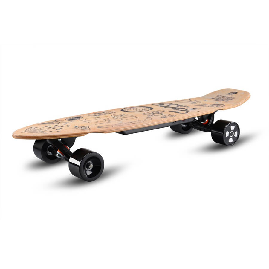 Skatey 350L wood art