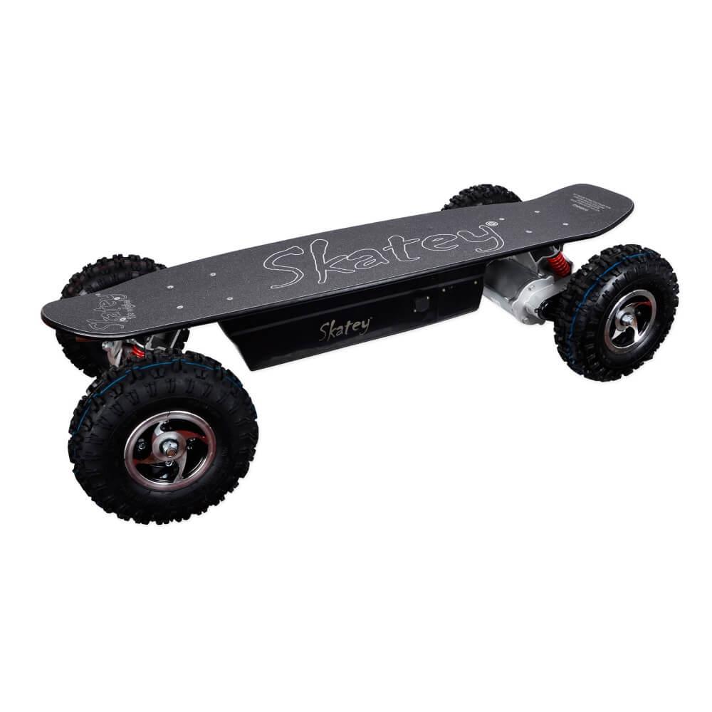 Elektrický longboard Skatey 800 Off-road černý