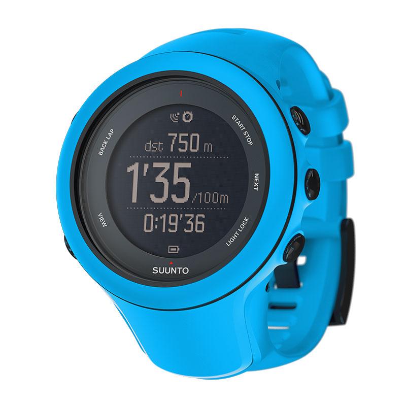Outdoorový přístroj Suunto Ambit3 Sport modrá