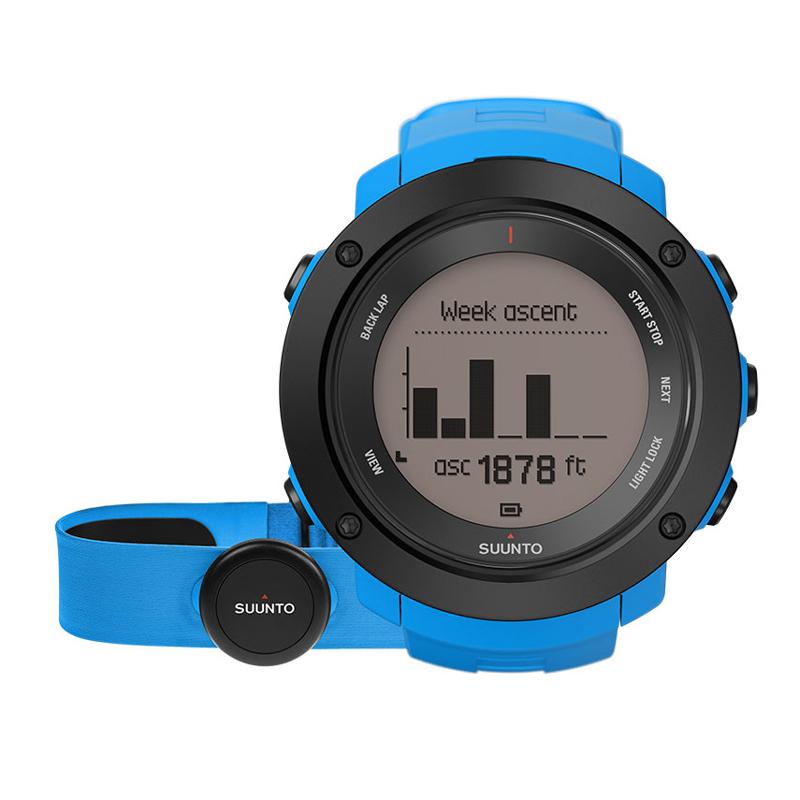 Sportovní hodinky Suunto Ambit3 Vertical (HR) modrá