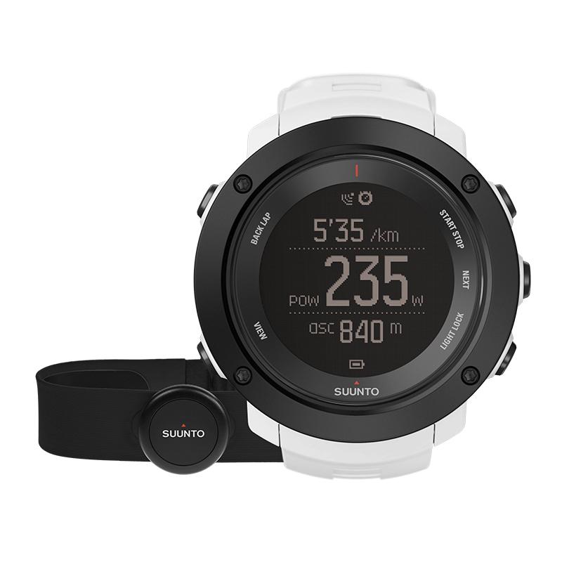 Sportovní hodinky Suunto Ambit3 Vertical (HR) bílá