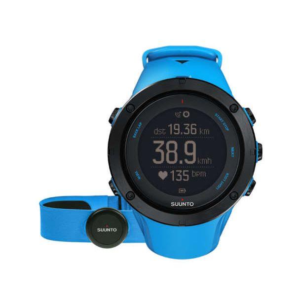 Sporttester Suunto Ambit3 Peak Sapphire Blue (HR)