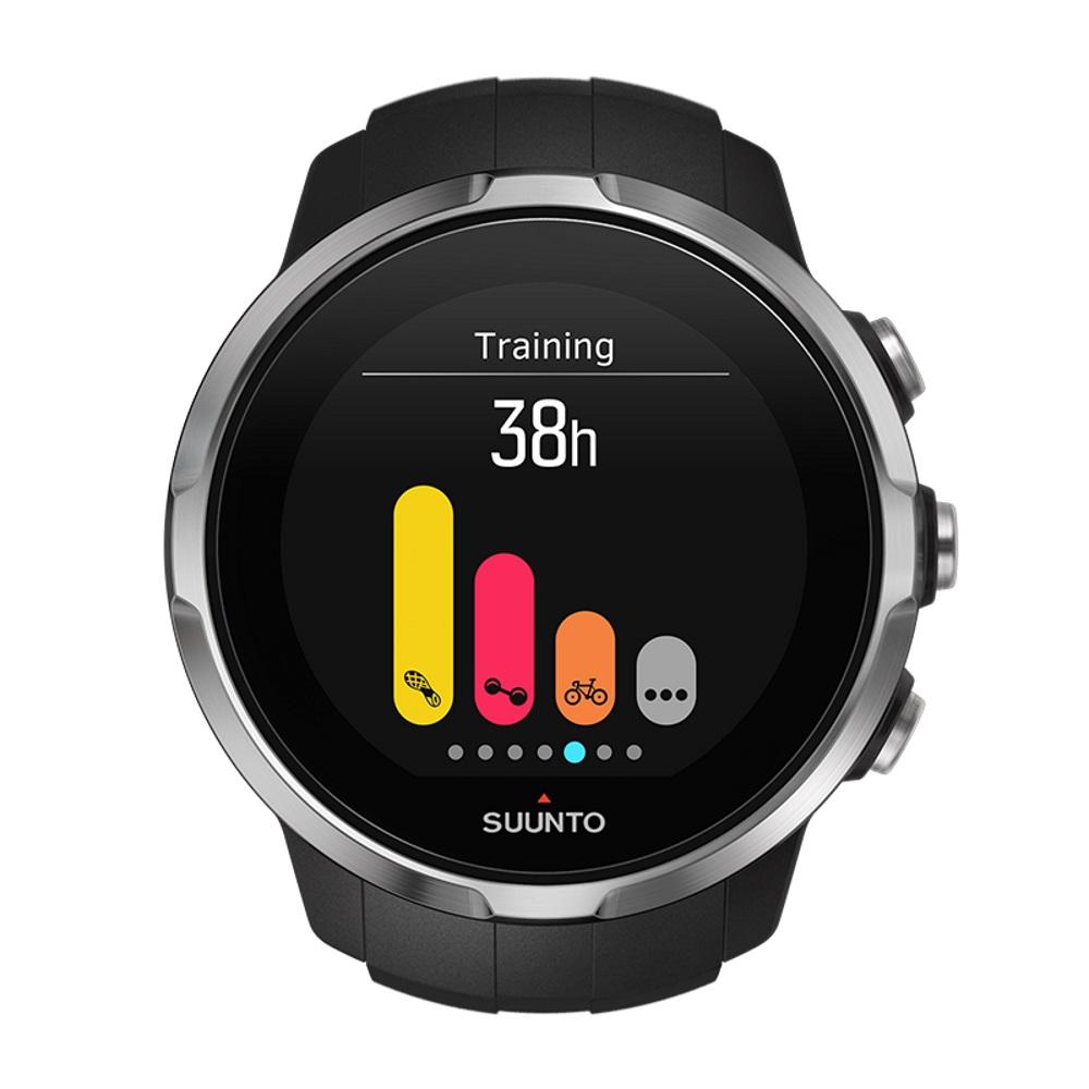Sportovní hodinky SUUNTO Spartan Sport Black
