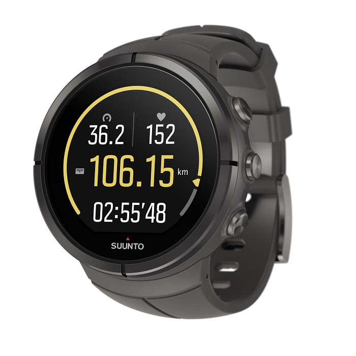Sportovní hodinky SUUNTO Spartan Ultra Titanium Stealth