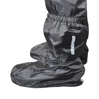Chrániče proti dešti na boty Ozone Steam černá - M (37-40)