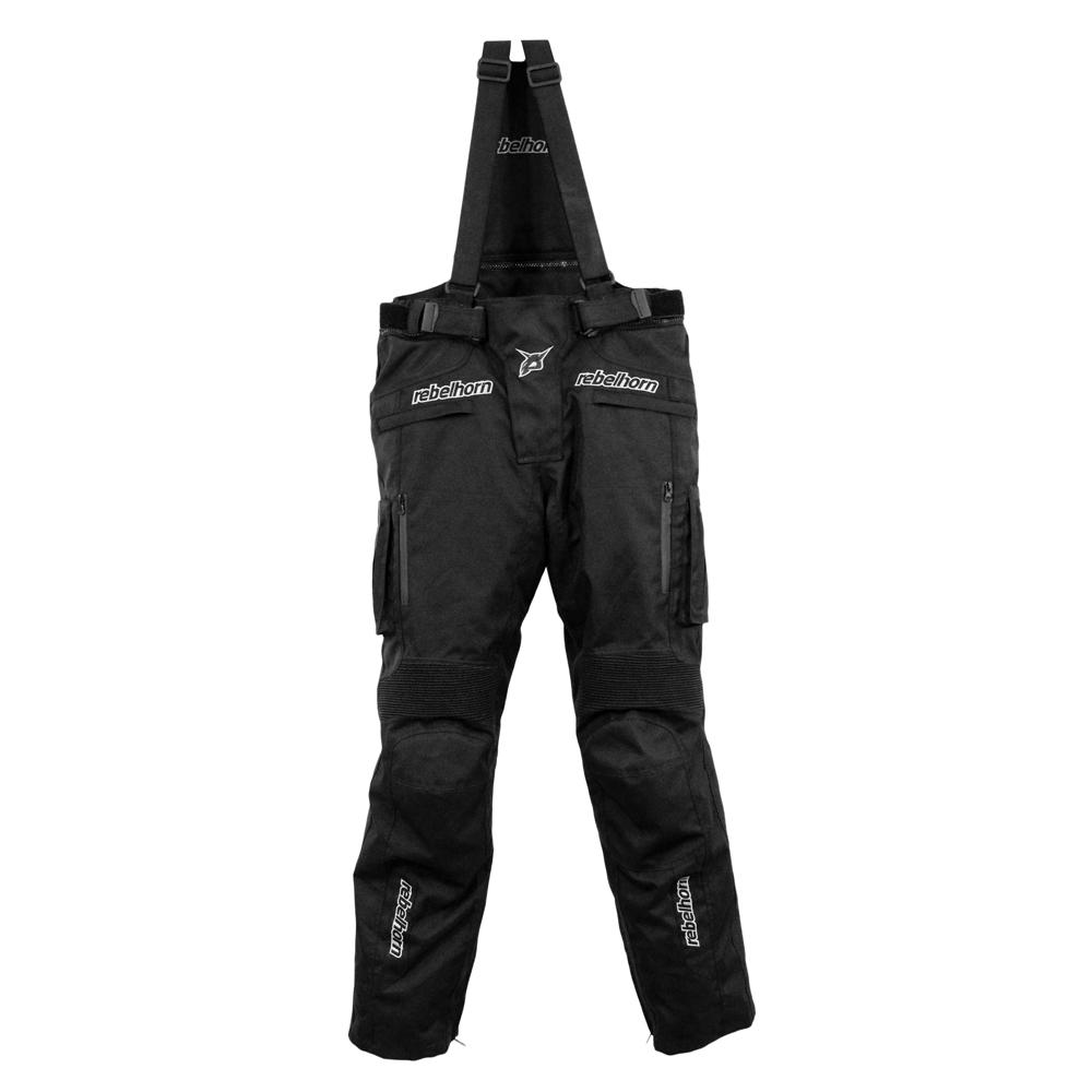 Textilní moto kalhoty Rebelhorn STRAP II L