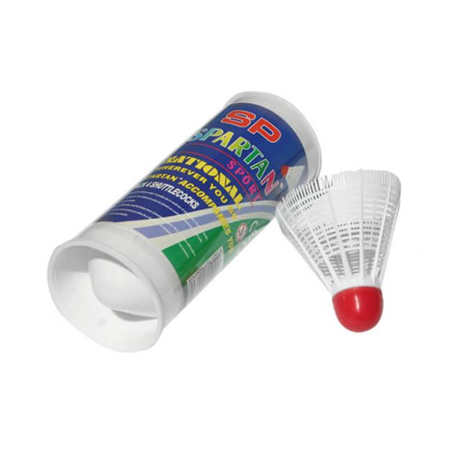 Sada míčků na badminton Spartan Seagull mix
