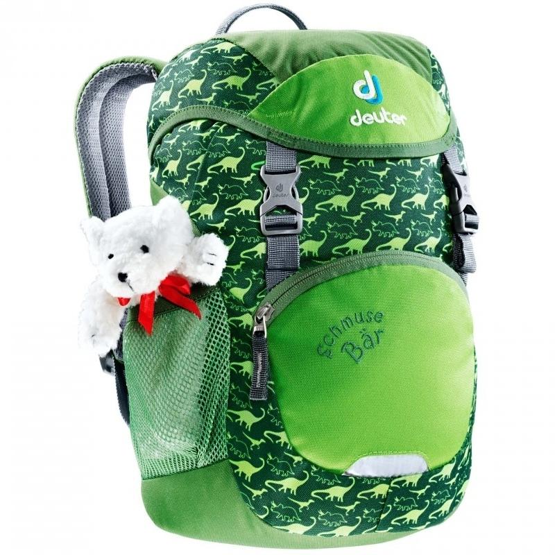 656eef402a Dětský batoh DEUTER Schmusebär zelená