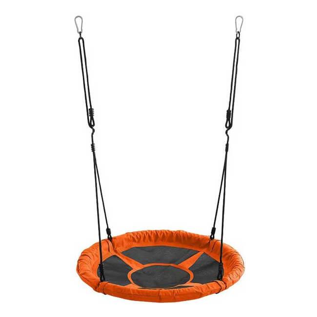 Zahradní houpačka Spartan Nest Swing oranžová