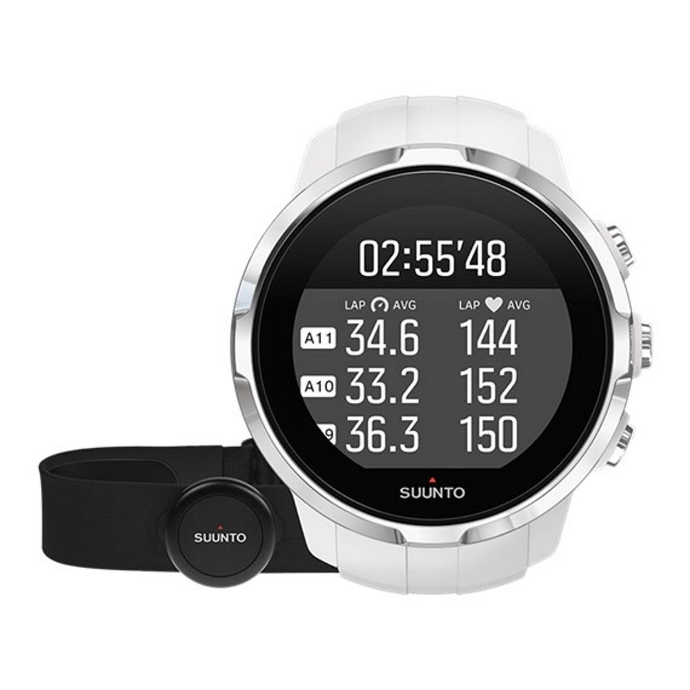 Sportovní hodinky SUUNTO Spartan Sport White HR