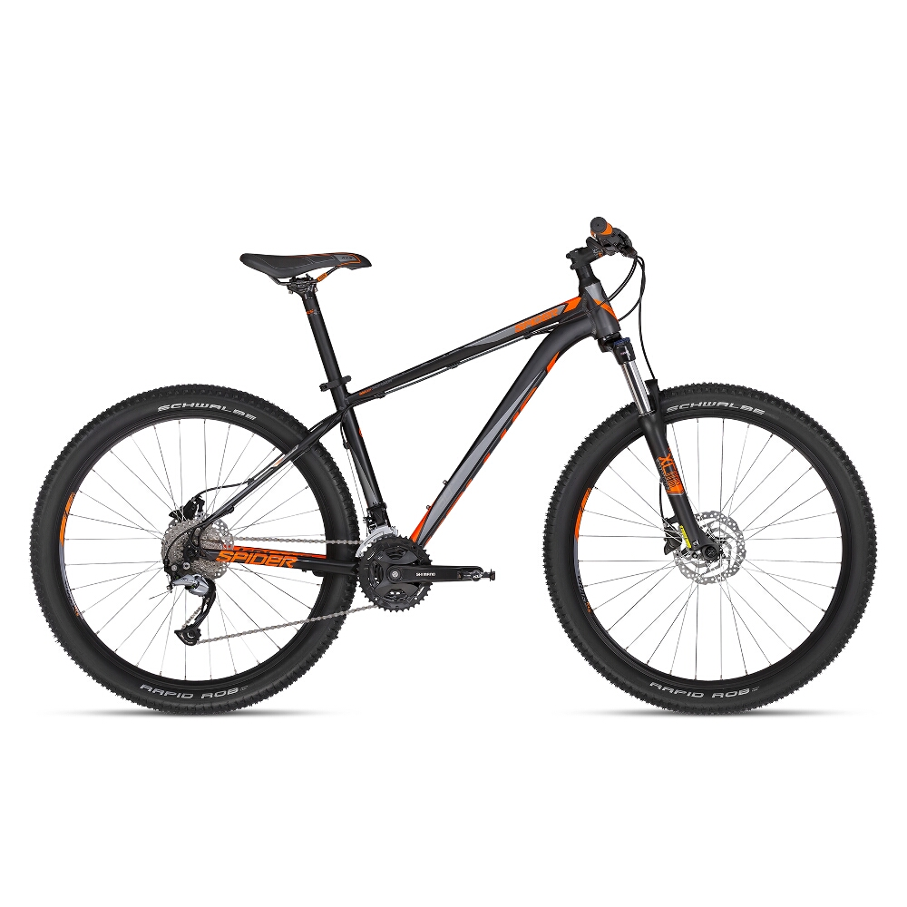 Kellys SPIDER 50 275  model 2018 XS 15